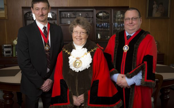 New Basingstoke and Deane mayor keeps it in the family