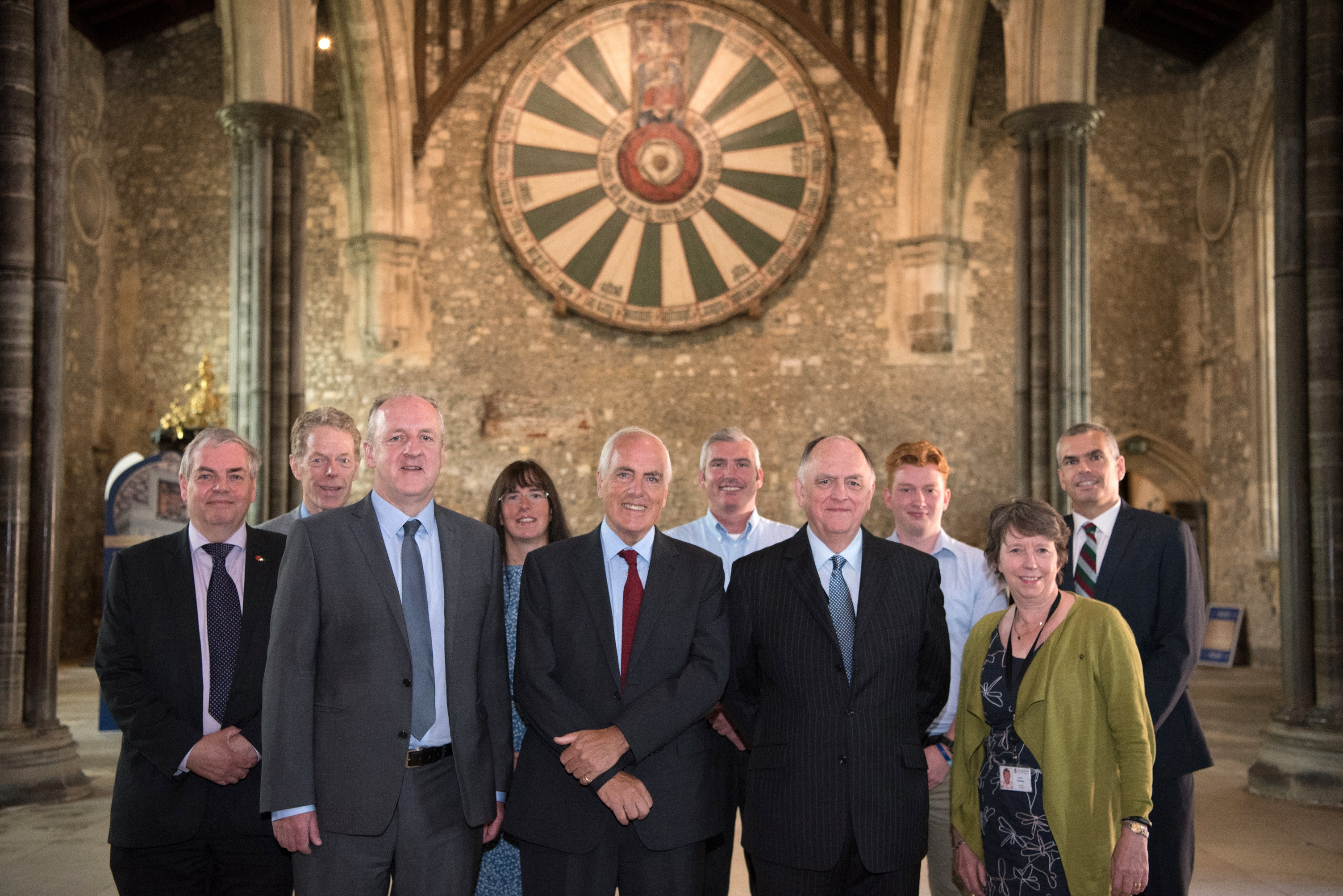 Hampshire saluted for Armed Forces support