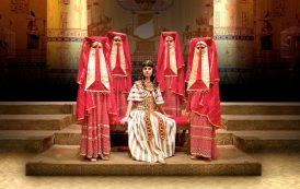 Win tickets to see Aida at the Anvil
