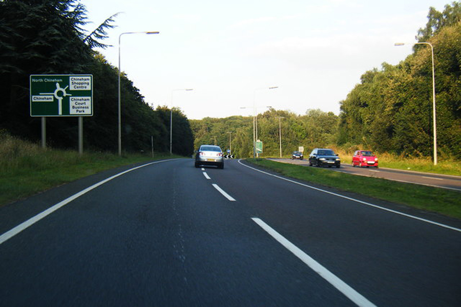 £10.6m plan to ease traffic on A33 in Basingstoke to start next month