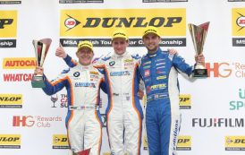 Fightback doesn't help Collard in race for BTCC title