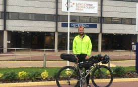 Captain Ketch completes British coastal cycle