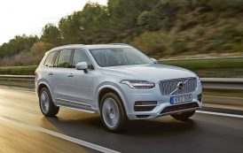 Volvo steps up its game with the XC90
