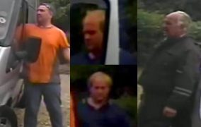CCTV released after theft of lawnmower