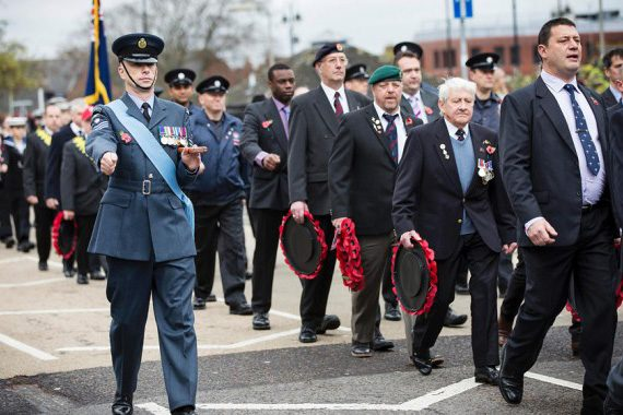 Basingstoke to celebrate fallen heroes