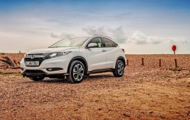 Honda HR-V 1.6 i-DTEC EX Manual