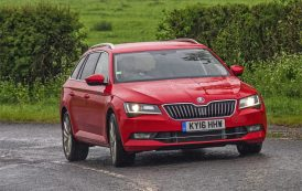 Skoda Superb Estate 2.0 TSi