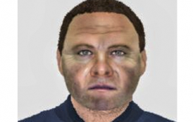 E-fit released after sexual assault