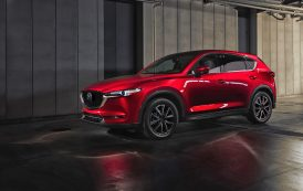 New Mazda CX-5 towers over crossover rivals