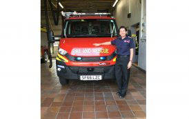 Rapid response fire engines trialled
