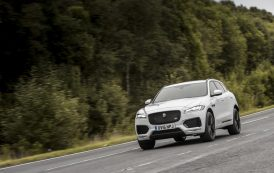 F-Pace – R-Sport 2.0d 180PS