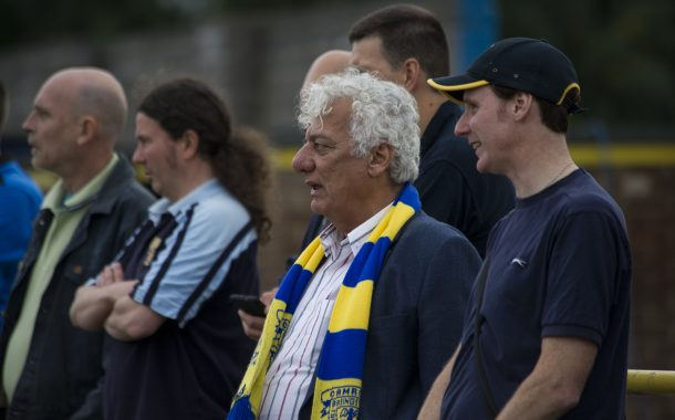 UPDATE: Basingstoke Town FC denies eBay sale rumours