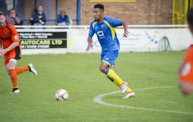'Stoke secure place in Hampshire Cup semis