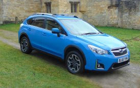 New Subaru worth a look