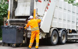 Would you be happy with your rubbish bin being emptied once a fortnight?