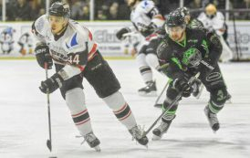 Mixed weekend as Bison win and lose