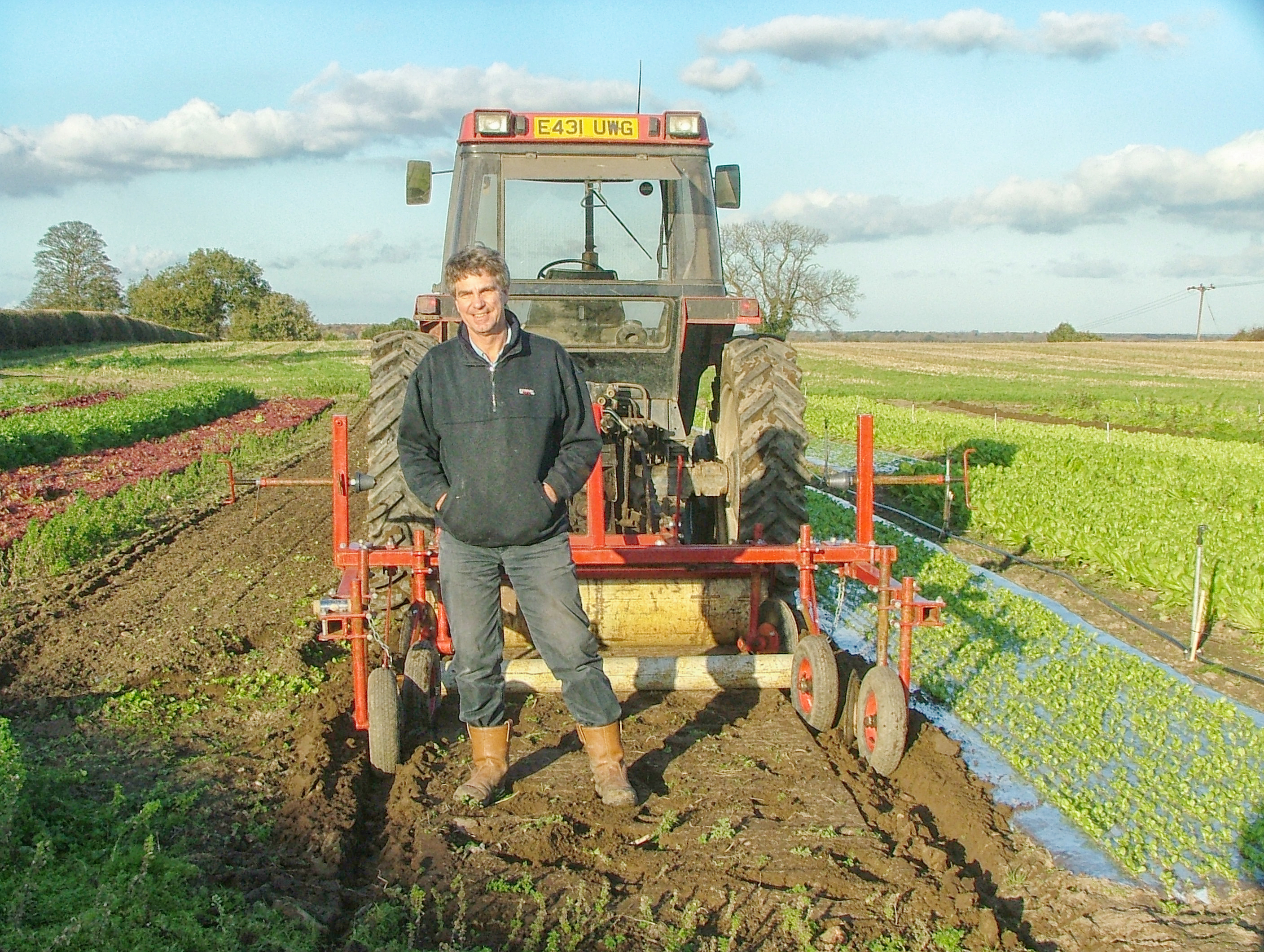 Tadley inventor hopes to solve farming problem
