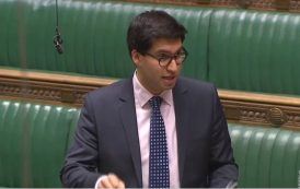 MP presents petition against bank closure