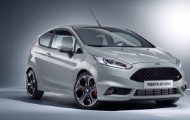 Ford Fiesta ST200 – a tweaked ST
