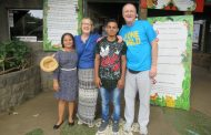Tadley couple visit Nicaragua to see benefits of sponsoring a child