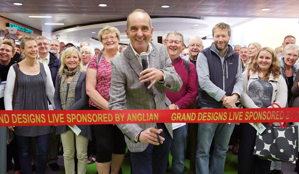 Get Free tickets for Grand Designs Live