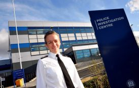 Police's £10m new 'front office' open for public to report crime