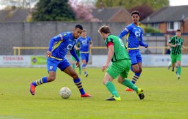 Basingstoke Town extend unbeaten run to five games