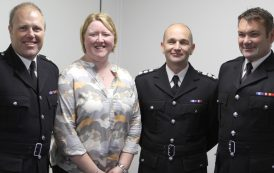 Task force helps crack down on Arson across Hampshire