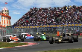 Win tickets to the revving & rocking Silverstone Classic