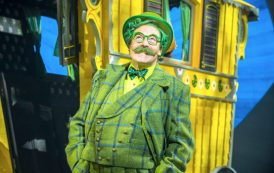 Win family tickets to see The Wind In The Willows musical!