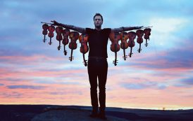 Jon's bellowing on his own for first solo tour