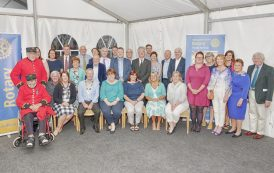 Rotarians make a difference to host of charities