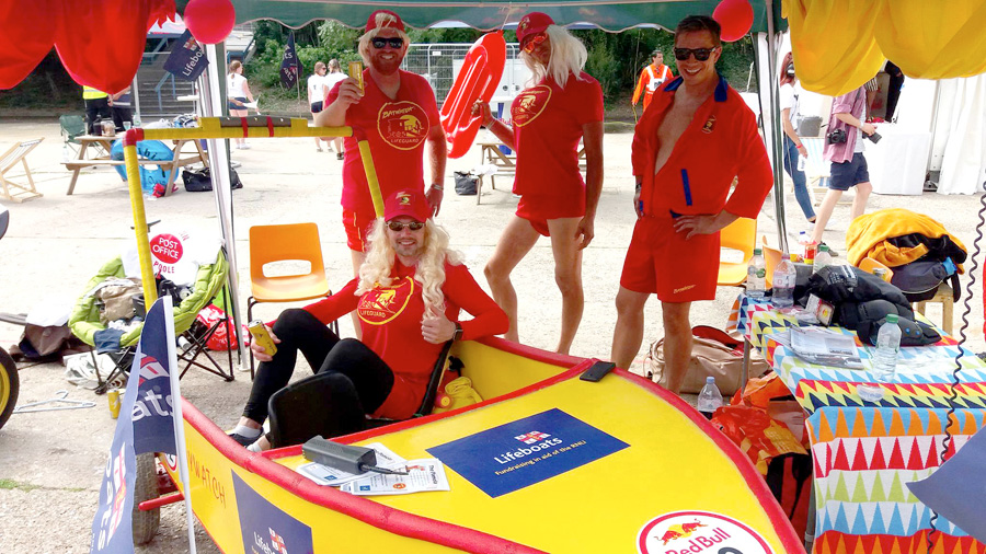 Baywatch racers wave farewell to title hopes