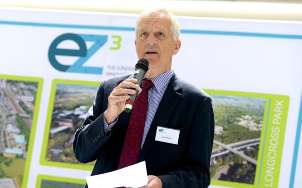 Businesses urged to look at new Basing View enterprise zone