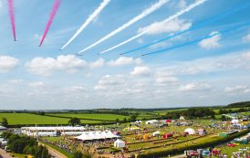 Massive crowds turn out for CarFest