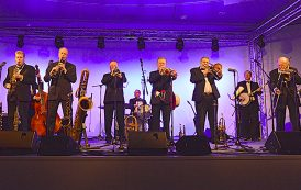 Centenary of Jazz from the Big Chris Barber Band