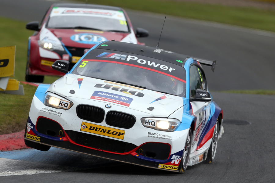 Collard angered by Shedden move at Knockhill