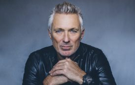 Getting up close with Martin Kemp