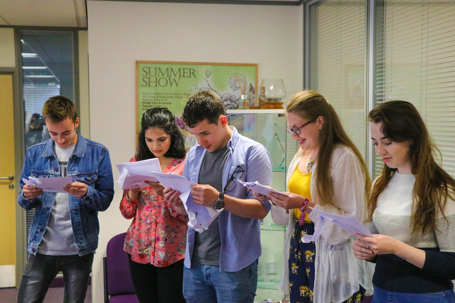Plenty of smiles as Basingstoke students get top A-Level results