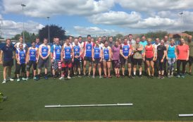 RAF Odiham team tackle feat of fitness