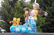 Town's first scarecrow festival proves a success