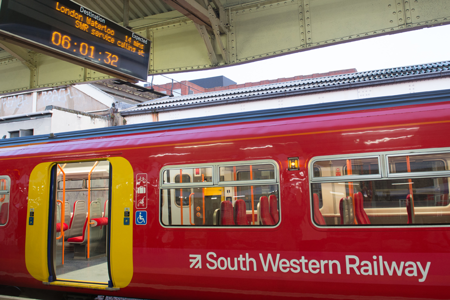 Consultation begins on South Western Railway timetable changes