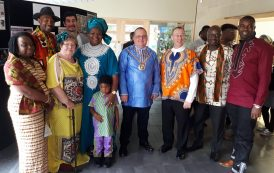 Celebrations held in Basingstoke for Black History Month