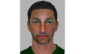 E-fit released as police hunt for burglary suspect