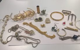 Police trying to track down owners of items recovered from burglary