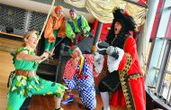 Set sail in The Anvil's magical pantomime