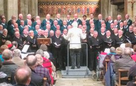 Choirs in fine voice for fundraiser