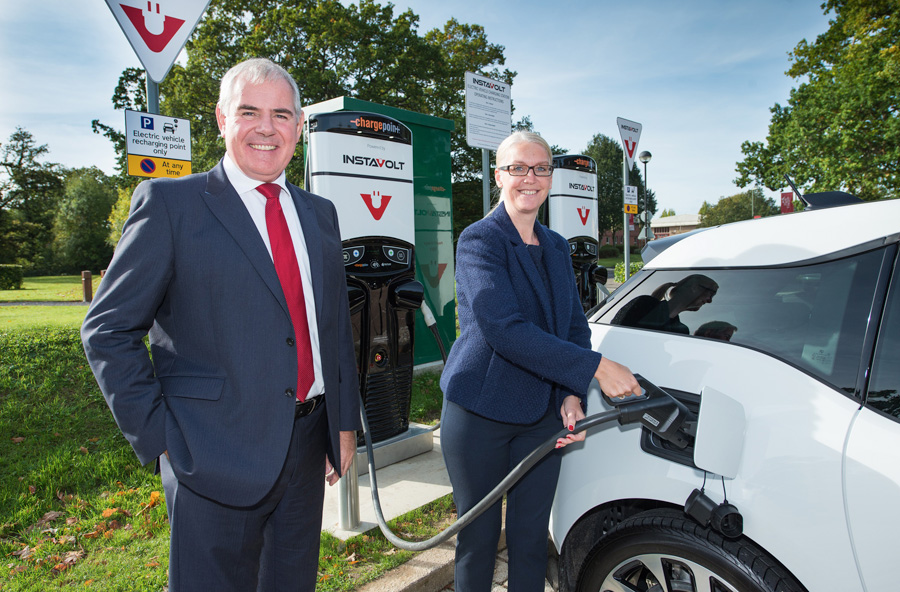 Making charging electric cars easier