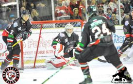 Bison steal win from Raiders