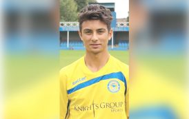 Club saddened by death of popular player in collision